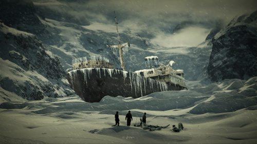 The Ark - Photo manipulations by Jaro